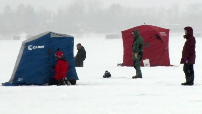 Portable Ice Fishing Shelters Help Fishermen Stay on Lakes Longer - Ice Fishing Digest