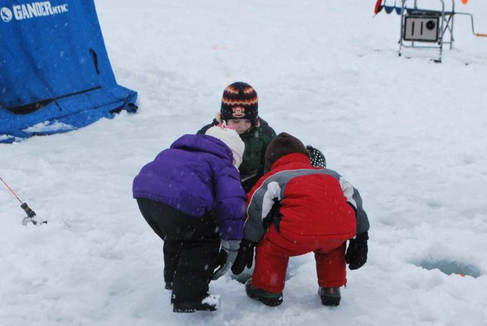 Ice Fishing - A Delightful Fishing Sport For Kids And Family Fun - Ice Fishing Digest