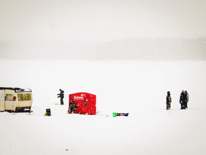Ice Fishing Shelters - How To Find The Top One For Your Fishing Needs - Ice Fishing Digest