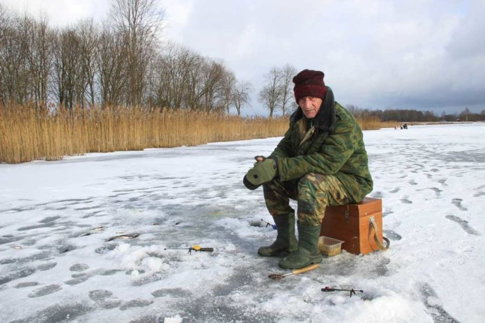 Ice Shanty - Get the Most Out of Ice Fishing With an Ice Shanty - Ice Fishing Digest