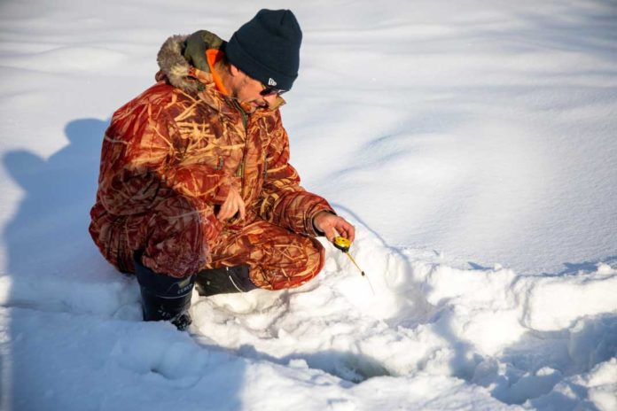 Keeping Safe: Top Ice Fishing Safety Tips, As Winter Lakes Freeze - Ice Fishing Digest