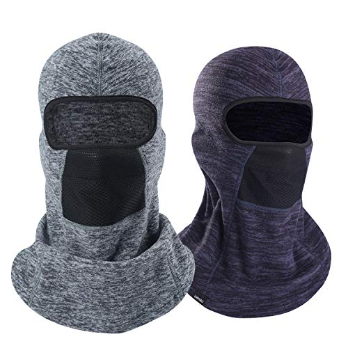 Windproof Balaclava Ski Mask Cold Weather Keep Wram Face Mask for Winter Skiing Motorcycling Ice Fishing for Men