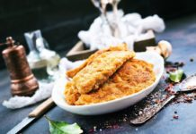 Fish Recipe: Almond Crusted Fried Walleye Fillet | Ice Fishing Digest