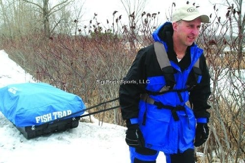 Ice Armor Sled Pulling Harness